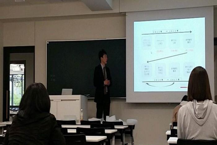 和晃プラスチック 村木昭博 大谷大学 講義 ものづくり